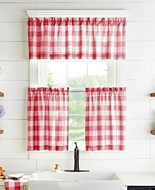 Farmhouse Living Buffalo Check Window Collection