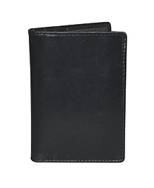 Alpha RFID Executive 2-Fold Wallet