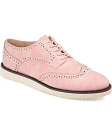 Journee Collection Women's Comfort Sissy Loafers