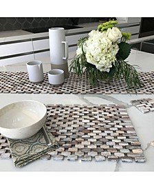 White Wash Placemats, Set Of 2
