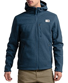Men's Gordon Lyons Standard-Fit Sweater-Knit Fleece Hoodie