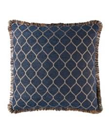 Croscill Aurelio 18 X 18 Square Decorative Pillow Reviews Decorative Throw Pillows Bed Bath Macy S