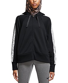 Women's Dri-FIT Just Do It Fleece Zip Training Hoodie