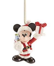 2019 Merry Mickey Ornament