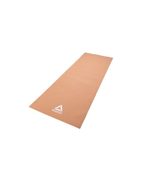 Reebok Yoga Mat 4mm with Carry Strap