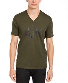 Men's Pieced Logo T-Shirt
