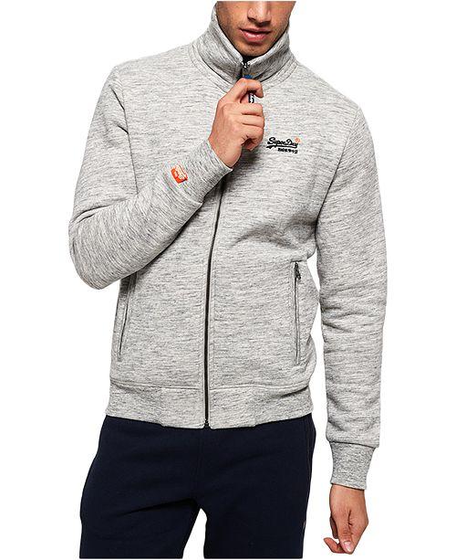 Superdry Men's Orange Label Track Jacket
