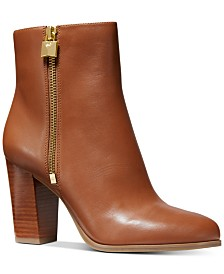 Michael Michael Kors Frenchie Flex Dress Booties