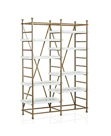 Cosmo living Yves Metal Bookcase Etagere