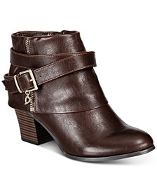 Tully Ankle Booties, Created for Macy's