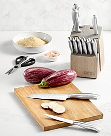 Insignia 13-Pc. Cutlery Block Set