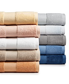Egyptian Cotton Oversized Bath Towel Collection, Created for Macy's