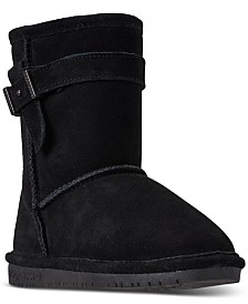 Bearpaw Girls Val Boots from Finish Line