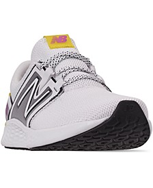 Women's Fresh Foam Vero Racer Running Sneakers from Finish Line