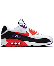 Nike Men's Air Max 90 Essential Casual Sneakers from Finish Line