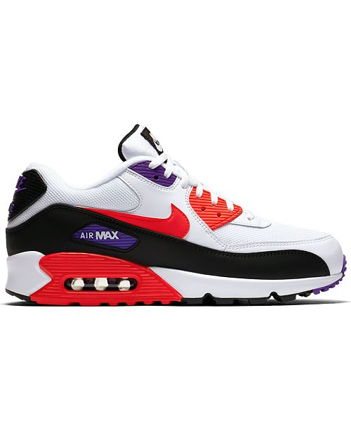 81f19cb2d073c Nike Men's Air Max 90 Essential Casual Sneakers from Finish Line ...