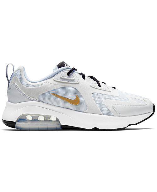 dc1a8263 Women's Air Max 200 Running Sneakers from Finish Line