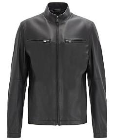 ffeef6a65 Men's Leather Jackets & Men's Leather Coats - Macy's