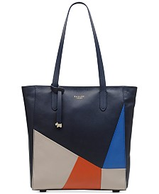 Radley London Zip Top Leather Tote