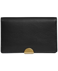COACH Dreamer Leather Card Case