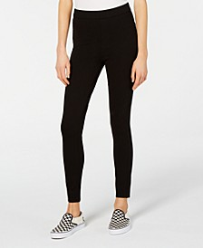 Juniors' High-Rise Skinny Ponte Pants