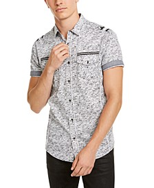 INC Men's Rumi Utility Shirt, Created for Macy's