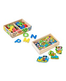 Melissa and Doug Disney Magnet Bundle 1