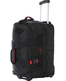 "20"" Wheeled Expandable Duffel"