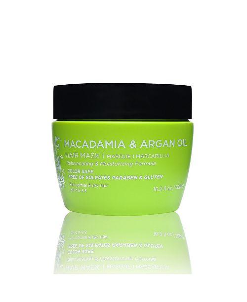 Luseta Beauty Inc Luseta Beauty Macadamia Oil Hair Mask 16.9 Ounces