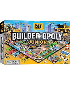 Masterpieces Cat Opoly Jr Game