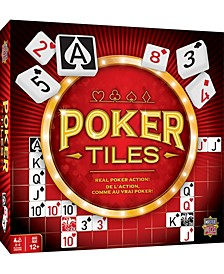 MasterPieces Puzzle Company Poker Tiles Board Game