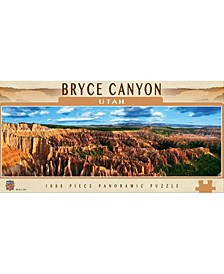 Masterpieces Bryce Canyon 1000 Piece Panoramic Jigsaw Puzzle