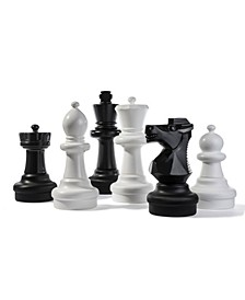 Toys Large Chess Game Pieces