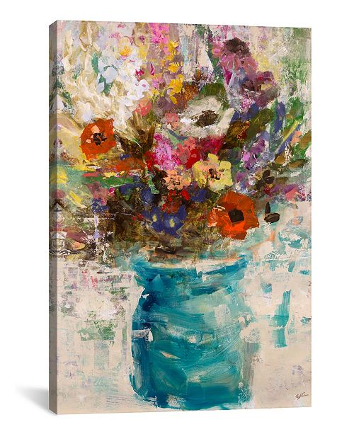 "iCanvas Vase Study by Julian Spencer Wrapped Canvas Print - 60"" x 40"""