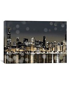 Chicago Nights I by Kate Carrigan Wrapped Canvas Print Collection