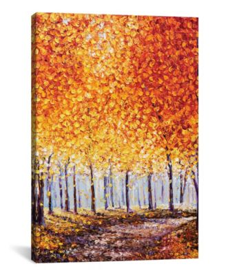 """First Light by Kimberly Adams Wrapped Canvas Print - 40"""" x 26"""""""