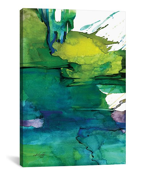 """iCanvas Ethereal Moments I by Kathy Morton Stanion Wrapped Canvas Print - 60"""" x 40"""""""