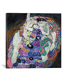 The Virgin, 1913 by Gustav Klimt Wrapped Canvas Print Collection