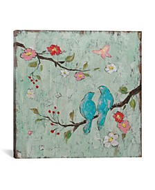 Love Birds I by Katy Frances Wrapped Canvas Print Collection