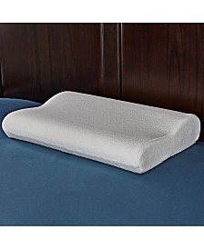 Puredown Sleep Contour Pillow with Restoration