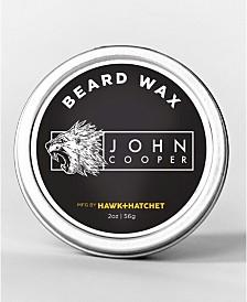 Hawk and Hatchet John Cooper Signature Beard Wax