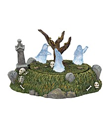 Graveyard Ghost Dance Figurines