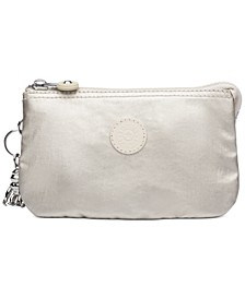 Creativity Large Metallic Pouch