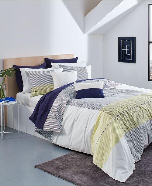 Lacoste Home Lacoste Backspin Twin/Twin XL Duvet Set