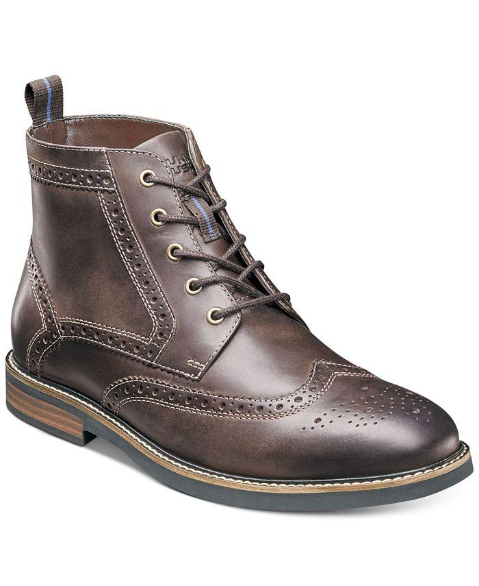 Nunn Bush - Men's Odell Wingtip Chukka Boots
