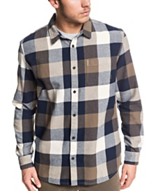 Quiksilver Men's Motherfly Flannel