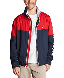 Men's Colorblock Lightweight Jacket