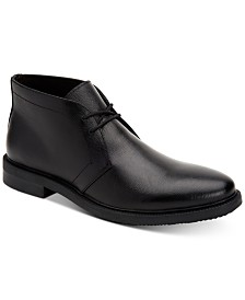 Calvin Klein Men's Cam Chukka Dress Boots