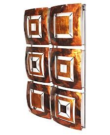 Heather Ann Creations Tabitha Collection 6-Panel Wall Decor