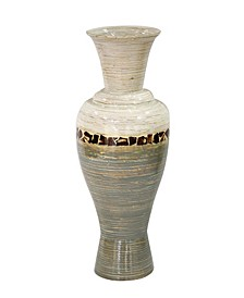 """Sienna 29"""" Bamboo Floor Vase"""